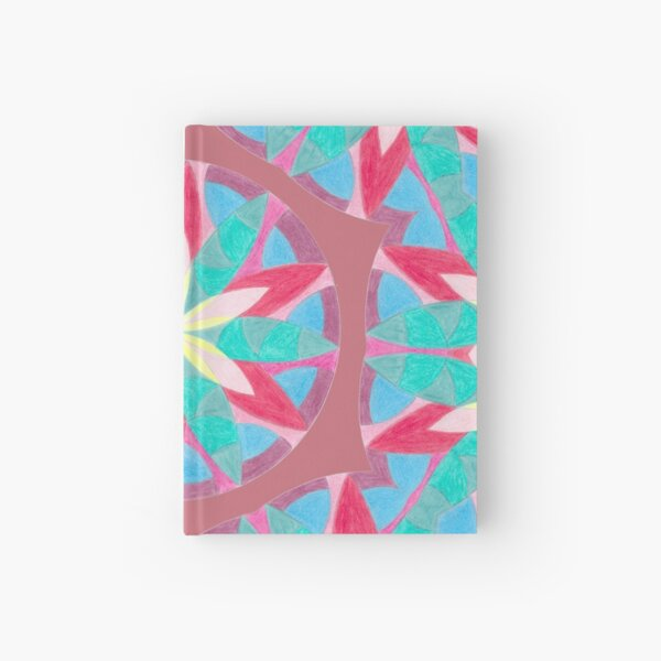 Malachite Winter Vacation Fall Into Winter Collection from Green Bee Mee Hardcover Journal