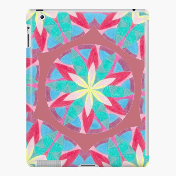 Malachite Winter Vacation Fall Into Winter Collection from Green Bee Mee iPad Snap Case