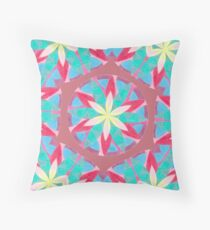 Malachite Winter Vacation Fall Into Winter Collection from Green Bee Mee Throw Pillow
