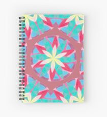 Malachite Winter Vacation Fall Into Winter Collection from Green Bee Mee Spiral Notebook