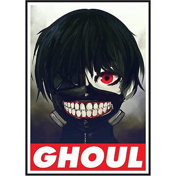 Tokyo Ghoul 1 by grouppixel