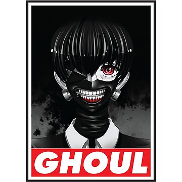 Tokyo Ghoul 3 by grouppixel
