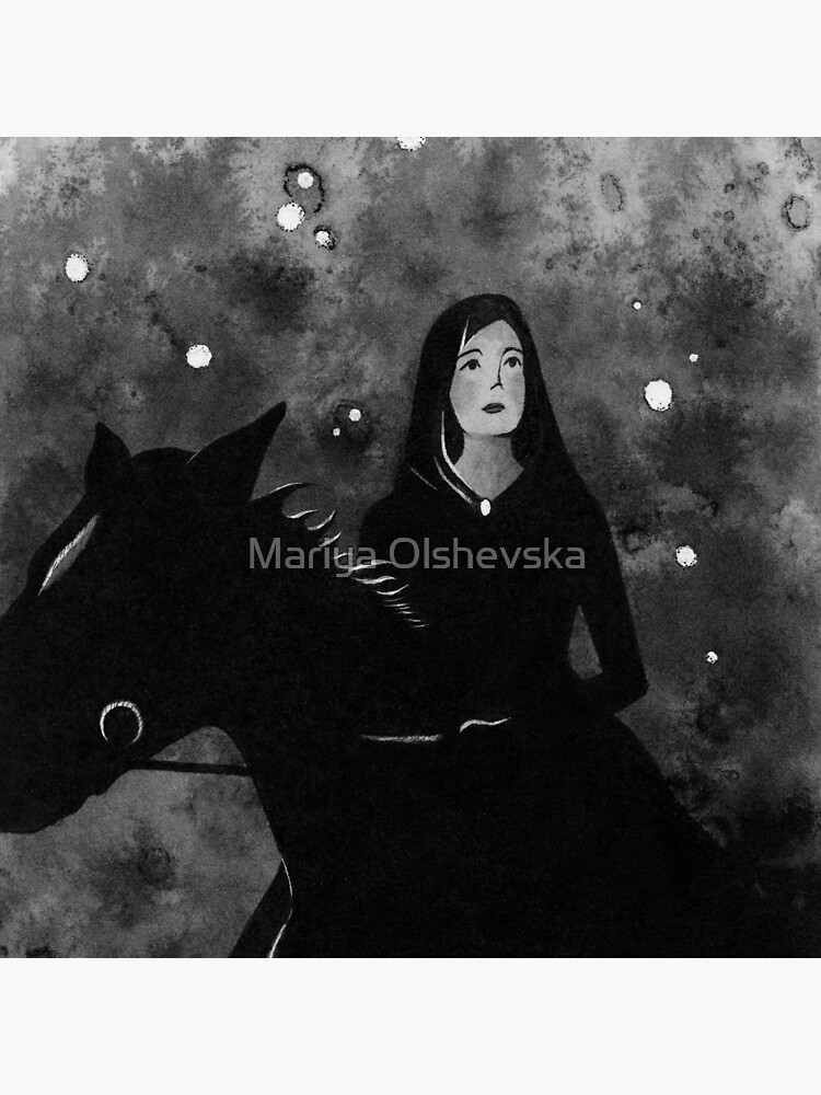 Nearly Starless Night by OzureFlame