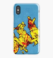 Three By One iPhone Case