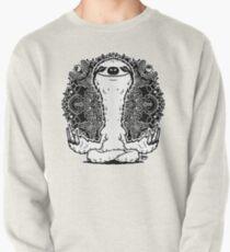 Tranquil Sloth Pullover Sweatshirt