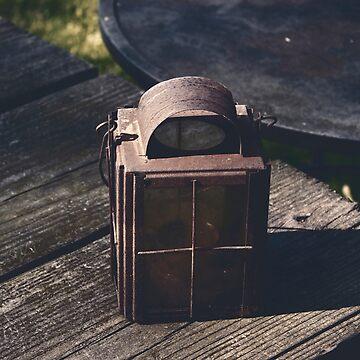 Caretaker's Lantern by ColdBloodedKid