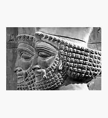 Persian Guards Photographic Print