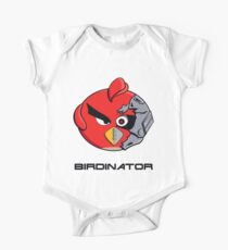 Birdinator One Piece - Short Sleeve