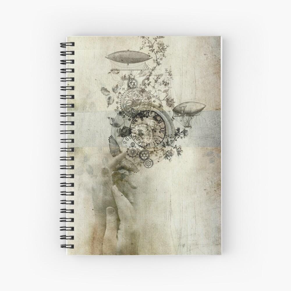 Dreamtime Spiral Notebook