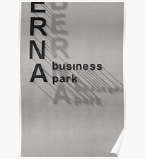A business park Poster
