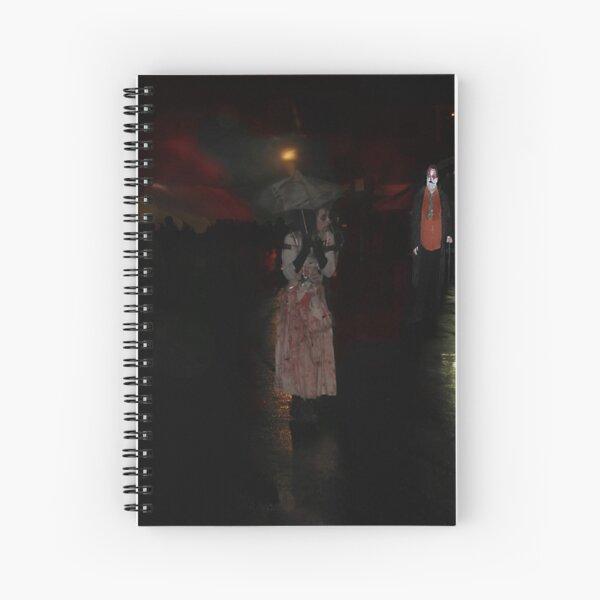 Sleep Stalker 2 Spiral Notebook