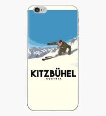 Ski Kitzbühel Österreich iPhone-Hülle & Cover