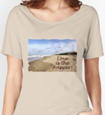 Someone to Love Is the Answer Women's Relaxed Fit T-Shirt