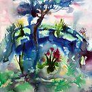 Frühlingstraum von Marianna Tankelevich