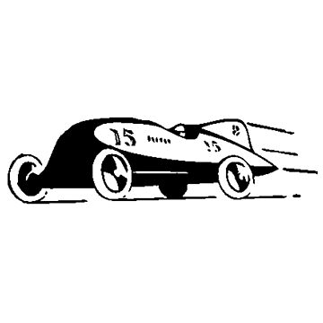 Speedster! by timothybeighton
