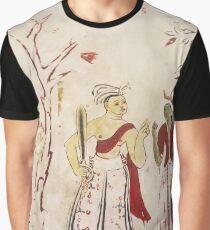 Vintage Ceylon art series  Graphic T-Shirt