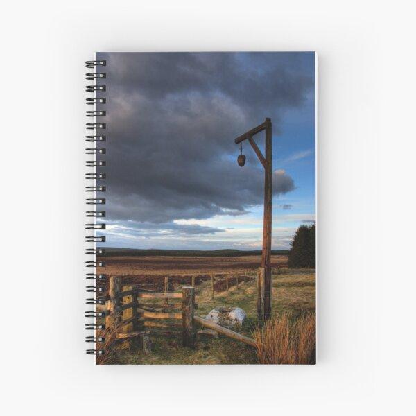 Winters Gibbert Spiral Notebook