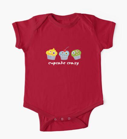 cupcake crazy - dark Kids Clothes