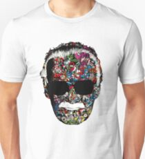 Stan Lee - Man of many faces Unisex T-Shirt
