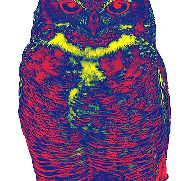 Red Owl by procrest