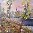 Little Falls by Cynthia Kondrick