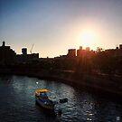 Golden Hour in Hiroshima - Hiroshima, Japan by IkuTree