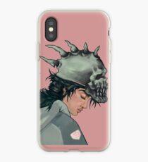 Punk Skater Girl iPhone Case
