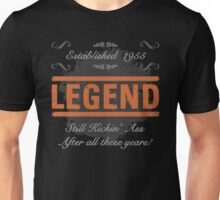 1955 Legend Kicking Ass Unisex T-Shirt