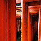 Fushimi Inari Shrine - Kyoto Japan by IkuTree