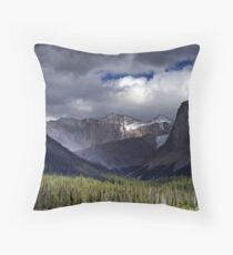 The Great Beyond Throw Pillow