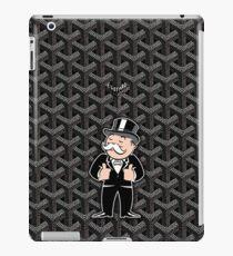 goyard iPad Case/Skin
