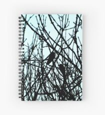 Blackbirds Spiral Notebook