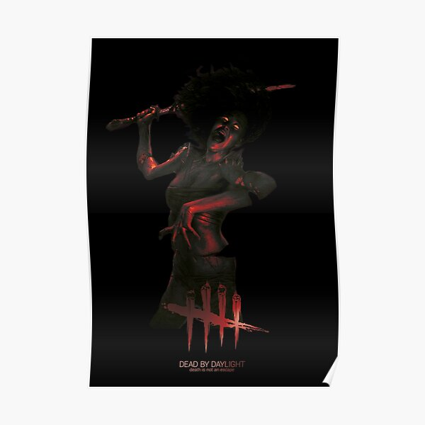 Dead by daylight (the spirit of Rin Yamaoka) Poster