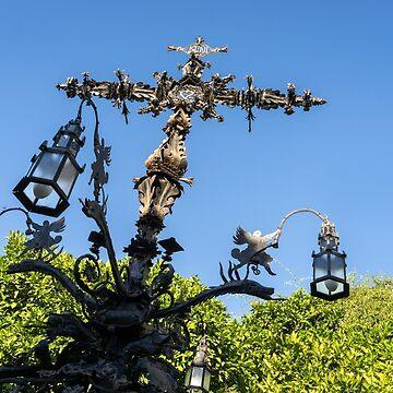 Angels and Snakes - Cruz de la Cerrajería - Cross of the Locksmith by GeorgiaM