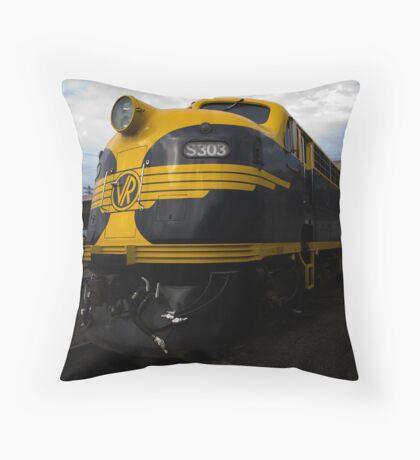 S 303 Throw Pillow