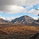 El Teide: Shadow Play by Kasia-D