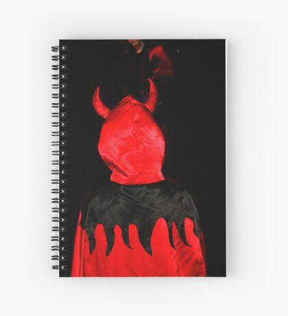 Little Devil Spiral Notebook