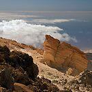El Teide: Rocks on High by Kasia-D