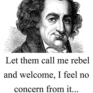 Let Them Call Me Rebel - Thomas Paine by CrankyOldDude
