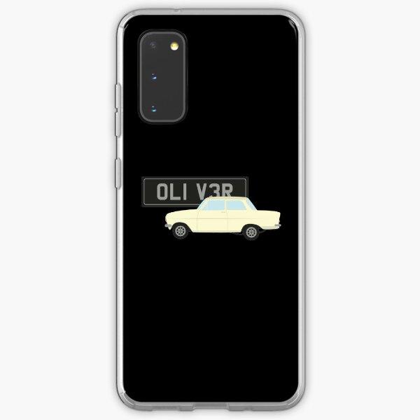 Richard Hammond Oliver Opel Kadett Samsung Galaxy Soft Case