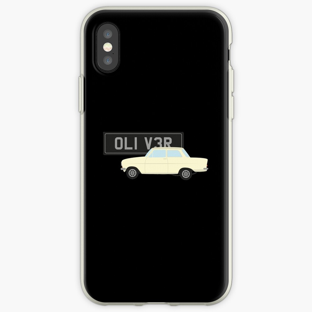 Richard Hammond Oliver Opel Kadett iPhone Case & Cover