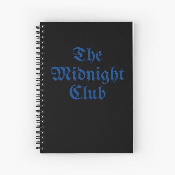 The Midnight Club - LARP - LARPing - TV Fandom Spiral Notebook