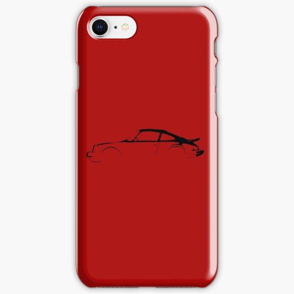 Porsche 911 Silhouette  iPhone Snap Case