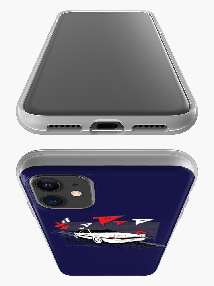 Alternate view of Toyota AE86 Design iPhone Case & Cover