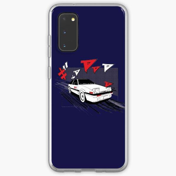 Toyota AE86 Design Samsung Galaxy Soft Case