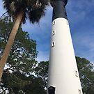 Hunting Island SC Lighthouse by BeachBumFamily