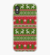 christmas party iPhone Case