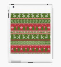 christmas party iPad Case/Skin