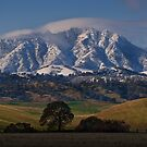 Mount Diablo  by MattGranz