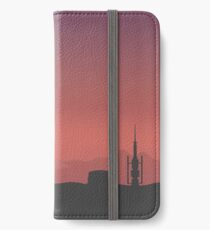 Purple Land iPhone Wallet/Case/Skin